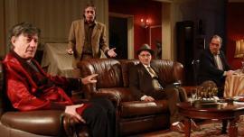 'Dineu cu proşti', o comedie savuroasă cu Ion Caramitru şi Horaţiu Mălăele, la Oradea