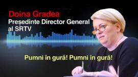 Dezvăluirile lui Dragoş Pătraru: Directorul TVR a numit o jurnalistă 'cap de porc' (VIDEO)