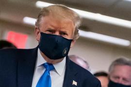 Controverse privind starea lui Donald Trump, infectat cu coronavirus. Preşedintele SUA, primul mesaj din spital (VIDEO)