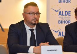Scindare în ALDE Bihor: Dorin Corcheş cere congres şi vrea să continue alături de PSD