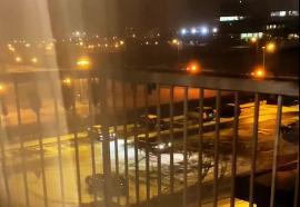 Oradea Drift: Şoferii îşi 'forjează' maşinile în drifturi lângă parcul Salca, deranjând locuitorii din zonă (VIDEO)