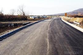 Drumul de Fughiu prin Podgoria se închide miercuri şi joi pentru lucrări de asfaltare