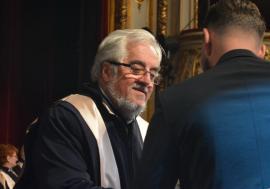 """Turnător la pensie: Preotul Dumitru Megheșan, dovedit turnător la Securitate, nu mai e decan la """"Teologie Ortodoxă"""""""