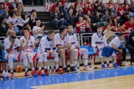 CSM CSU Oradea primeşte replica echipei Dinamo în Liga Naţională de baschet