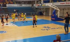 BCU Oradea a pierdut la două puncte jocul de luni cu CSS 4 Bucureşti