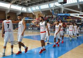 CSM CSU Oradea a încheiat cu un rezultat de egalitate cel de-al doilea amical din Serbia