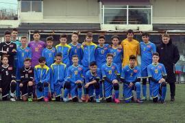 Fotbal: Şase jucători bihoreni au fost convocaţi la acţiunea de formare a lotului naţional de fotbal de U15 (FOTO)