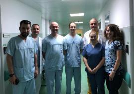 Premieră medicală: La Spitalul Judeţean din Oradea s-a făcut primul implant de neurostimulator medular, care salvează pacienţii de durerile insuportabile la coloană