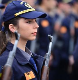 Admitere la MAI: La Şcoala de pregătire a poliţiştilor de frontieră 'Avram Iancu' din Oradea e cea mai mare concurenţă
