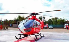 Salvarea vine din Sălaj! Un elicopter SMURD din Jibou va interveni în situaţiile de urgenţă din Bihor