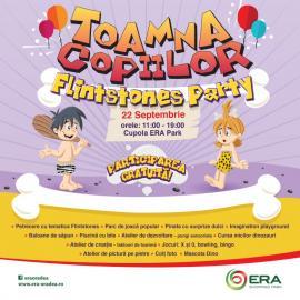 Toamna Copiilor se sărbătorește în weekend la ERA Park Oradea!