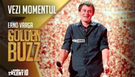 Un orădean a primit Golden Buzz la 'Românii au talent'! Crescut în orfelinat, 'pianistul în şlapi' din Parcul Libertăţiimerge direct în semifinale! (VIDEO)