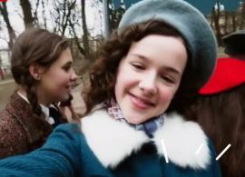 Dacă Eva Heyman ar fi avut Instagram? Un cont urmărit de 1,4 milioane de oameni prezintă prin 'stories' ororile trăite de adolescenta din Oradea în timpul Holocaustului