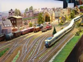 Eveniment inedit, în weekend, la ERA Park: expoziție de trenuri în miniatură la Oradea (FOTO)