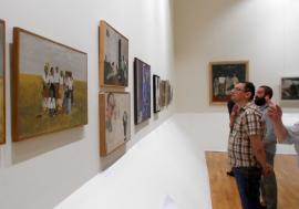 European Music Open s-a deschis cu expoziția Ion Grigorescu la Muzeul Țării Crișurilor (FOTO)