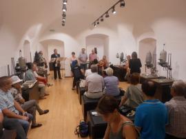'100 de ani împreună', expoziţie de artă fotografică inaugurată în Cetatea Oradea (FOTO)