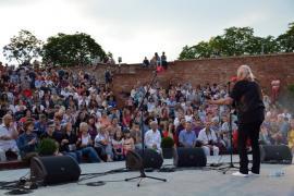 O nouă încurcătură la Cetate: Festivalul de Folk, mutat din amfiteatru din cauza unui... party