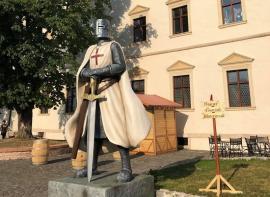 Începe Festivalul Medieval! Mircea Baniciu şi Mircea Vintilă, pe scena din Cetatea Oradea