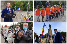 În premieră, discursul primarului de Ziua oraşului Oradea a fost ţinut de Florin Birta: 'Niciodată viitorul nostru ca oraş nu a fost mai optimist' (FOTO / VIDEO)