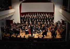 Trei concerte de Anul Nou, la Filarmonica de Stat