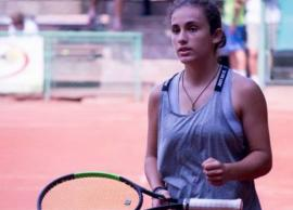 Floriana Popovici a disputat finalele turneului de tenis de la Palmanova