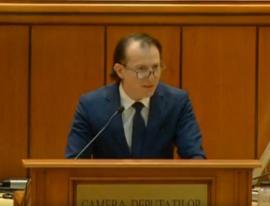 """Ministrul de Finanțe, către PSD-iști: """"Sunteți niște țepari. Niște criminali!"""" (VIDEO)"""