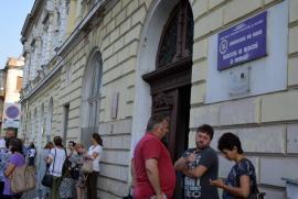 Frica de coronavirus: FMF Oradea a suspendat cursurile pentru o săptămână