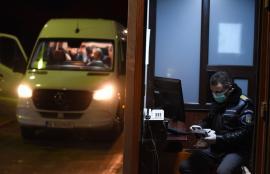 Trei puncte de trecere a frontierei din Bihor vor fi închise