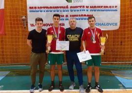 Doi salontani au cucerit medalii la Campionatele Mondiale de Futnet U21. Dar au concurat pentru Ungaria!