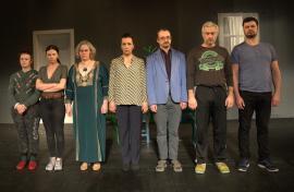 Creatorul serialului 'Las Fierbinţi' semnează cel mai nou spectacol al Teatrului din Oradea. Când îl poţi vedea