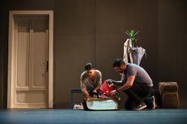 Unde ieşim săptămâna asta, în Oradea: Profitaţi că e 'liber' la Teatru!