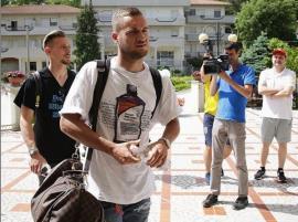 George Puşcaş a fost convocat în lotul lui Inter Milano. Va juca la Champions Cup