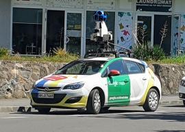 Google a trimis o maşină să 'scaneze' Oradea