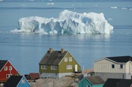 Alertă în Groenlanda: Într-o singură zi, s-au topit 11 miliarde de tone de gheaţă! (VIDEO)