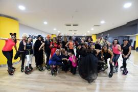 A fost Halloween Party pe ghete Kangoo Jumps, la Fit4U! (FOTO)