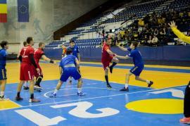 Înfrângere surprinzătoare pentru CSM Oradea, la Timişoara (FOTO)