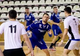 Handbaliştii de la CSM Oradea au fost învinşi în amicalul de la Cluj