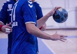 Echipa de handbal masculin CSM Oradea și-a reluat pregătirile