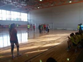 Prima victorie acasă pentru handbaliste: CSU Oradea – Olimpic Tg. Mureş 30-28. O sportivă a ajuns la spital