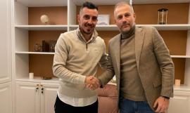 Fotbalistul orădean Ioan Hora a semnat cu Gaz Metan Mediaş