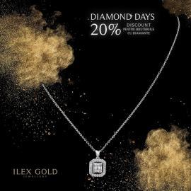Diamond Days: bijuteriile mult visate la preţuri speciale