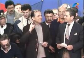 Dosarul Revoluţiei a fost finalizat. Ion Iliescu va fi judecat pentru crime împotriva umanităţii (VIDEO)