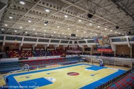 Arena Antonio Alexe are un nou sistem de iluminare