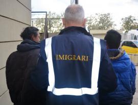 Anul trecut, Serviciul pentru Imigrări Bihor a emis 10 decizii de returnare a unor străini aflaţi ilegal în România
