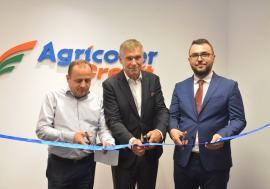 Atenţie, fermieri! Agricover Credit şi-a inaugurat la Oradea prima sucursală din regiunea de Nord-Vest (FOTO)