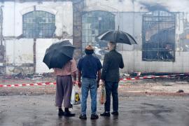 ADP Oradea caută soluţii pentru comercianţi, după incendiul din Piaţa Mare