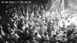 153 de secunde! Au apărut imagini tulburătoare,cu debutul incendiului tragic de la clubul Colectiv (VIDEO)