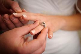 Căsătorie în pușcărie: O deținută româncă s-a măritat cu un deținut italian