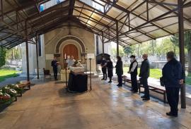Au schimbat regulile: Care este numărul maxim de participanţi la înmormântări, nunţi şi botezuri
