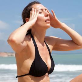 Efectele radiaţiei solare asupra organismului (insolaţia)